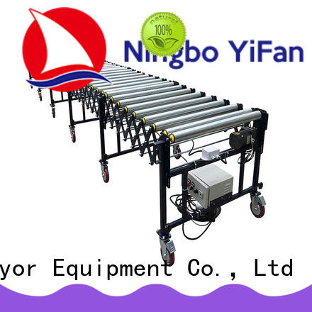 YiFan most popular flexible conveyor system request for quote for warehouse