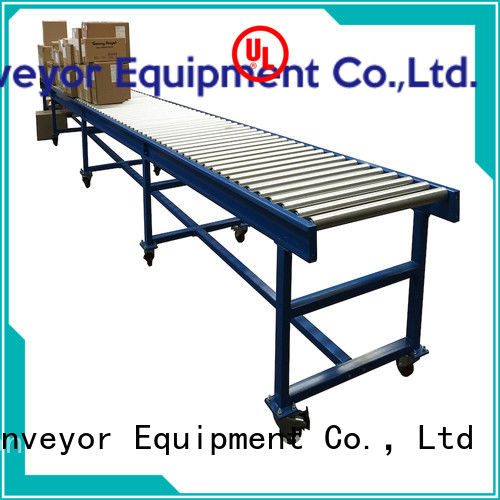 YiFan degree conveyor roller suppliers source now for workshop