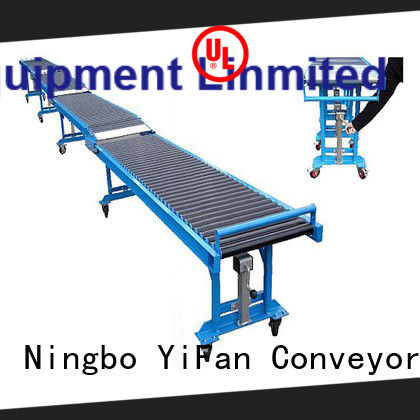 YiFan high performance folding conveyor request for quote for seaport