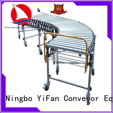 YiFan buy gravity roller conveyor supplier supplier for industry