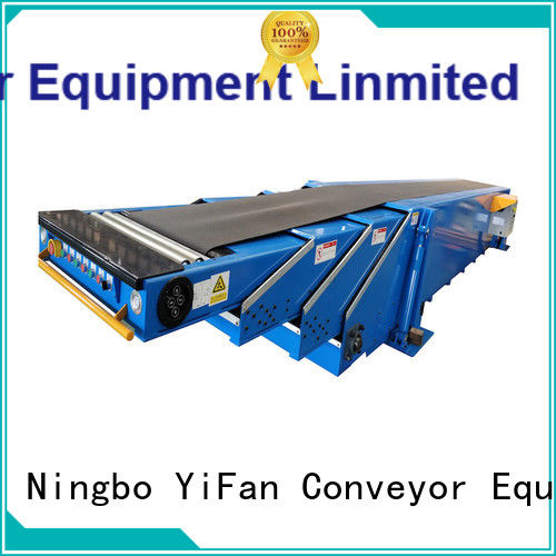 YiFan high performance conveyor belt system competitive price for food factory