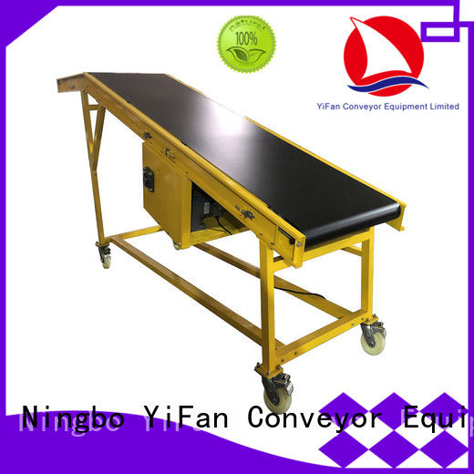 2019 new truck loading conveyors container China supplier for warehouse