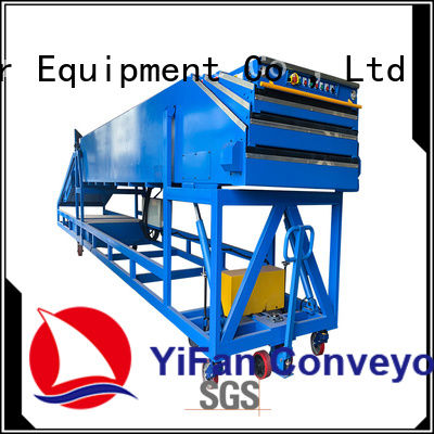 YiFan conveyor belt table system for warehouse
