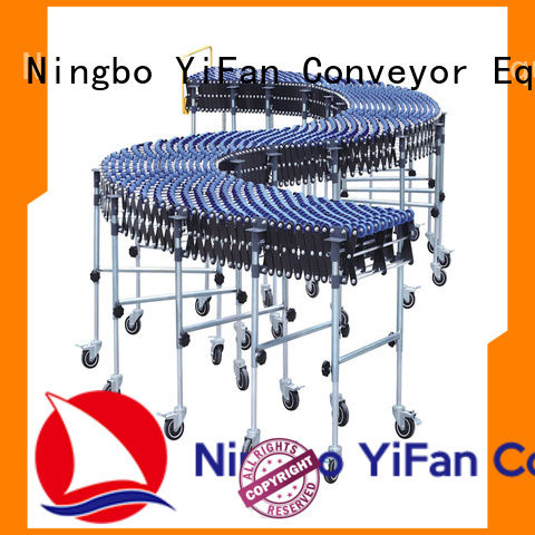 YiFan professional warehouse conveyor systems competitive price for warehouse