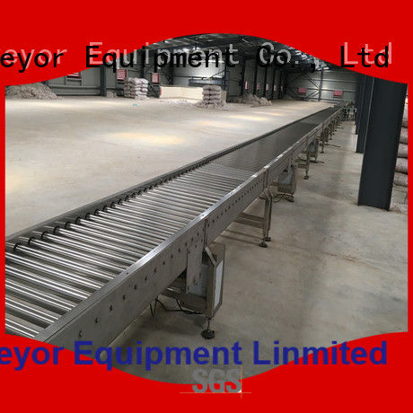 best quality conveyor system motorized manufacturer for industry