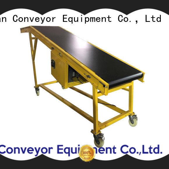 YiFan buy truck unloader conveyor online for warehouse