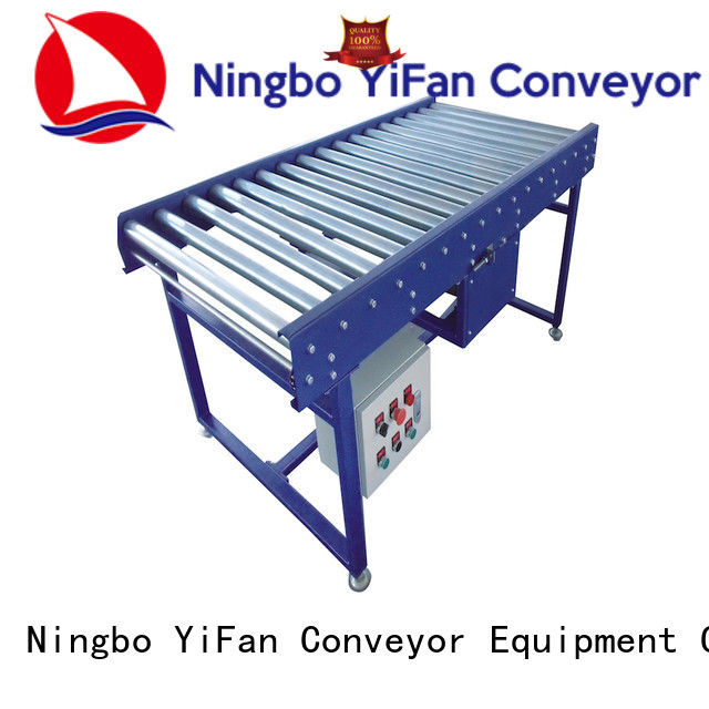 YiFan best conveyor roller manufacturers from China for workshop