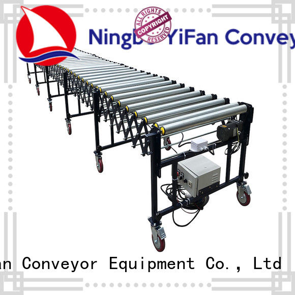 YiFan most popular automatic roller conveyor inquire now for storehouse