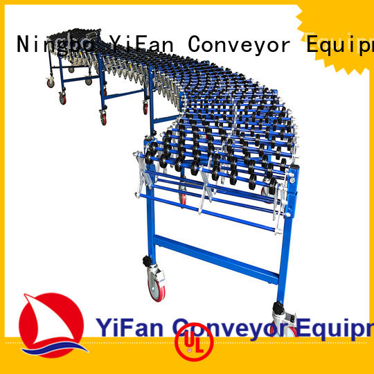 YiFan tracking conveyor equipment competitive price for warehouse