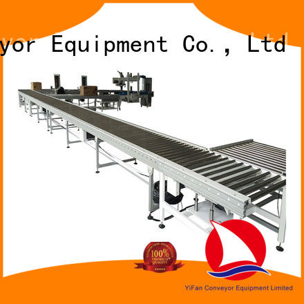 YiFan new design conveyor system chinese manufacturer for factory