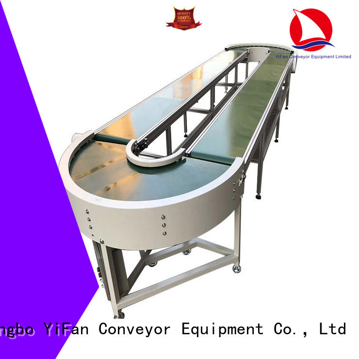 most popular conveyor system duty awarded supplier for food industry
