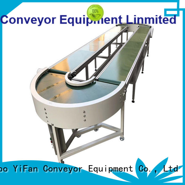 YiFan professional rubber conveyor belt manufacturers with good reputation for food industry