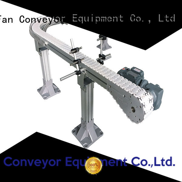 best selling roller chain conveyor slat online for beverage industry