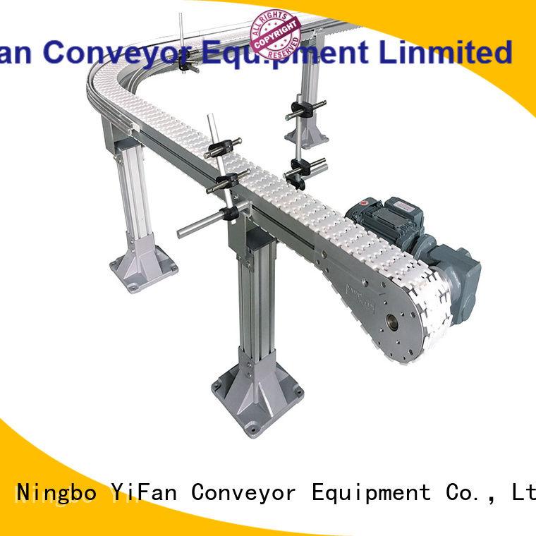 YiFan best selling slat chain conveyor wholesale for medicine industry