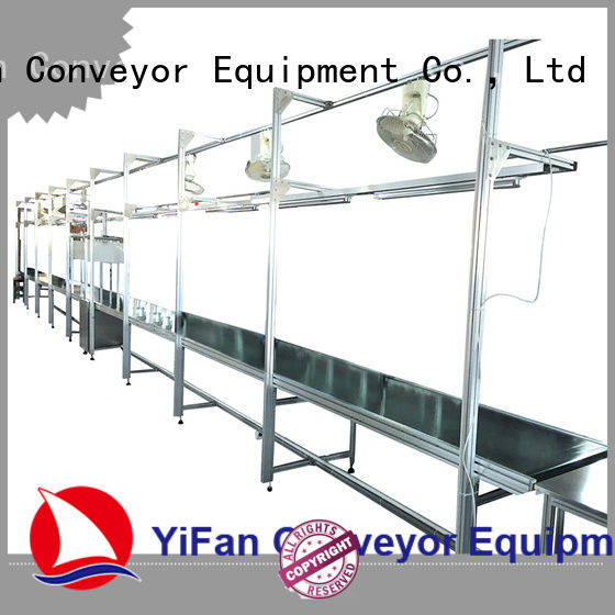 YiFan belt industrial conveyor belt manufacturers for food industry