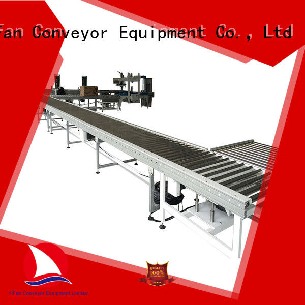 YiFan hot-sale roller conveyor suppliers for industry