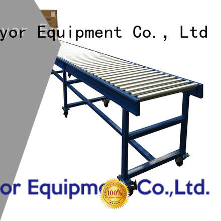 YiFan hot-sale conveyor systems manufacturers from China for industry