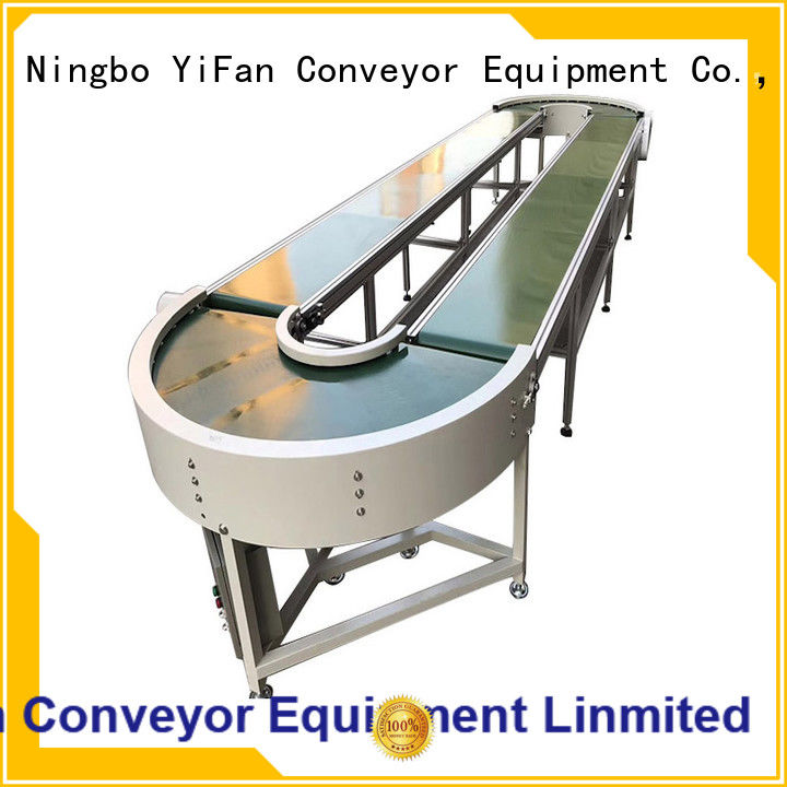 YiFan china manufacturing conveyor belt suppliers awarded supplier for medicine industry