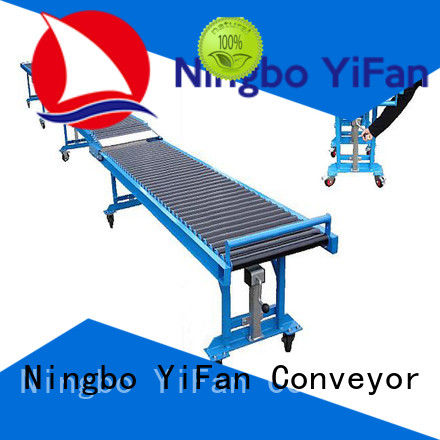 YiFan reliable quality telescopic conveyors request for quote for dock