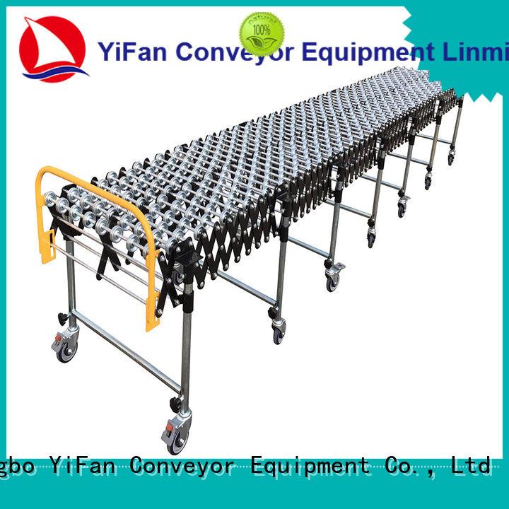 YiFan plastic skate conveyor systems popular for workshop