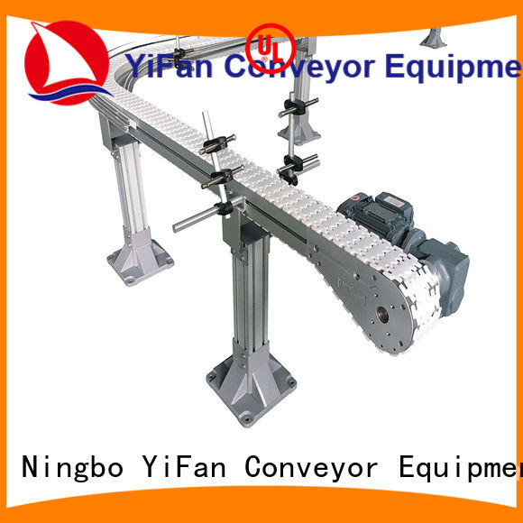 automatic slat conveyor modular with favorable price for printing industry