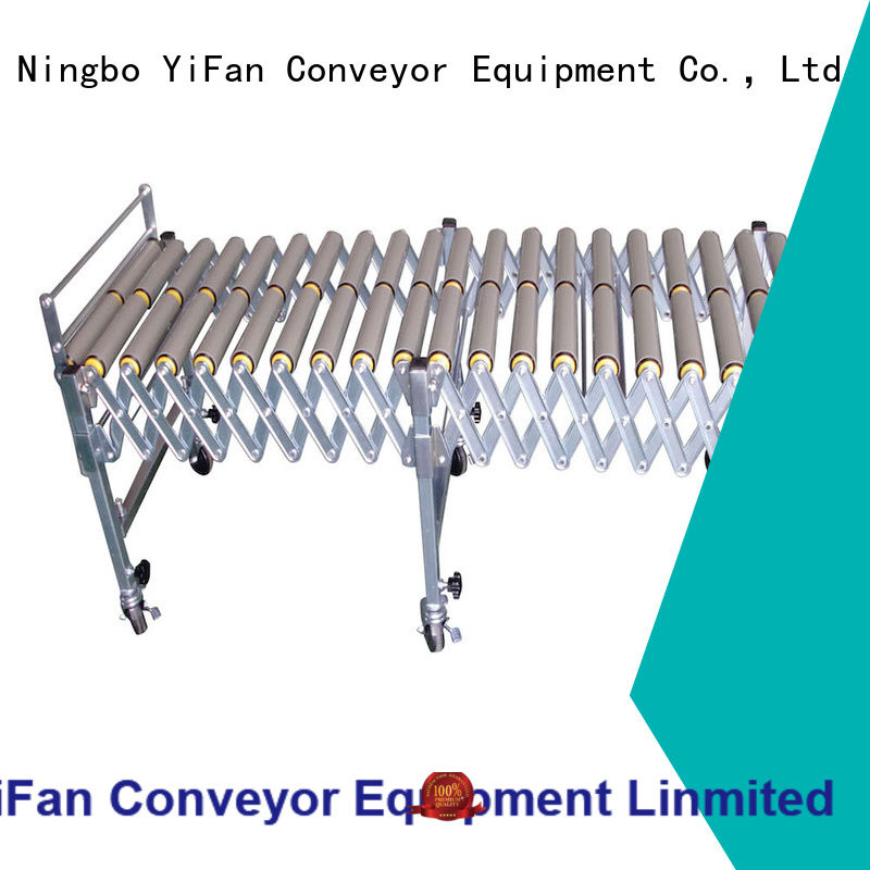 YiFan long-lasting durability warehouse conveyor supplier for warehouse logistics