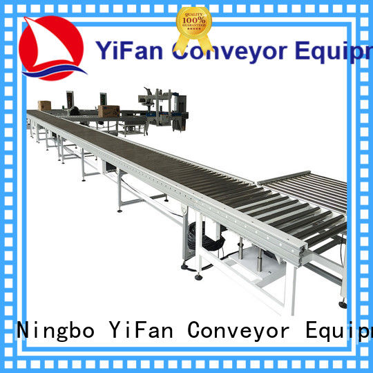 YiFan stainless conveyor systems manufacturers manufacturer for factory