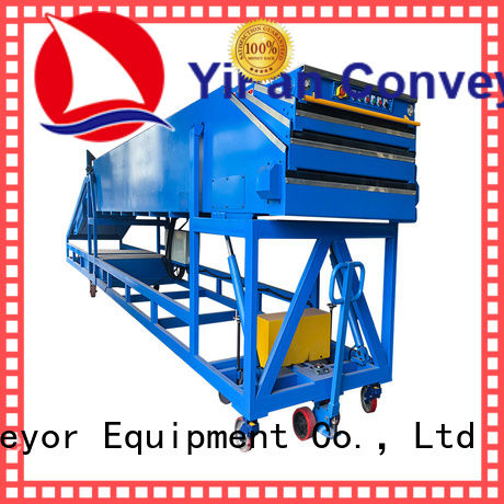 YiFan high performance container loading platform competitive price for seaport