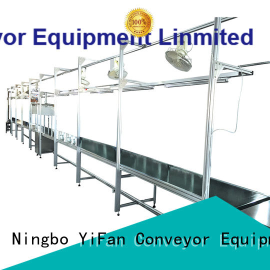 YiFan grade rubber conveyor belt manufacturers awarded supplier for packaging machine