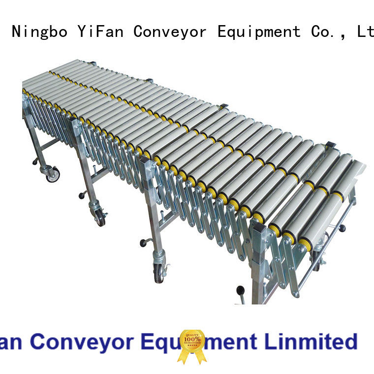 YiFan duty roller conveyor system supplier for industry
