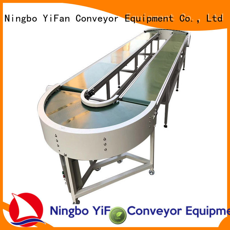 YiFan buy industrial conveyor belt manufacturers purchase online for packaging machine