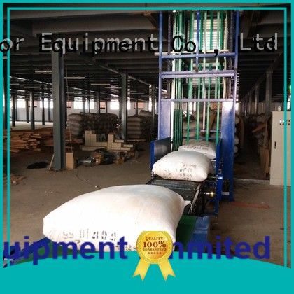 YiFan best quality lifting conveyor for dock