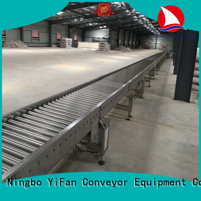 YiFan conveyor conveyor system from China for material handling sorting