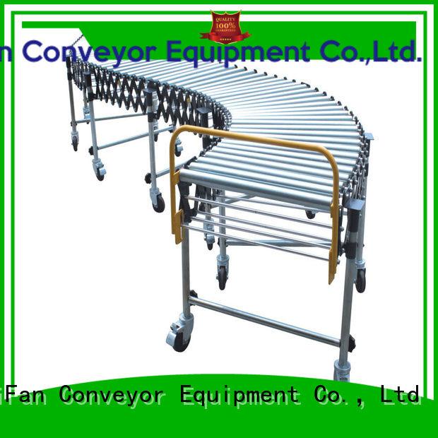 YiFan long-lasting durability flexible gravity roller conveyor supplier for warehouse logistics