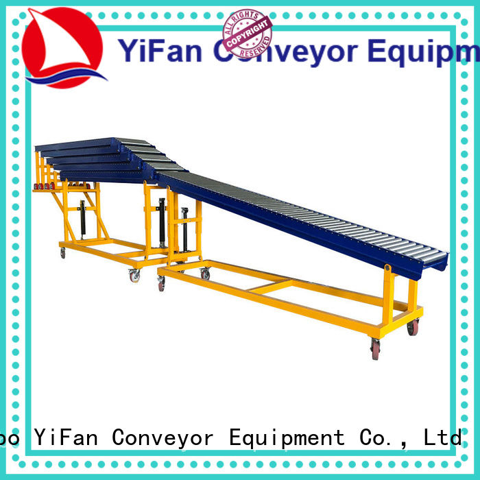 YiFan sizes gravity roller request for quote for dock
