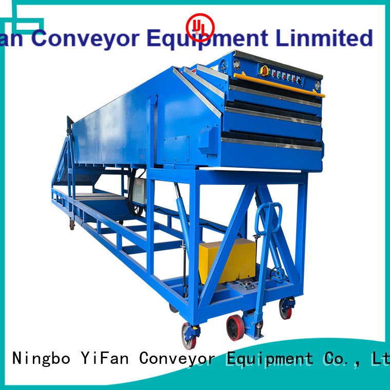 best conveyor belt system container competitive price for workshop