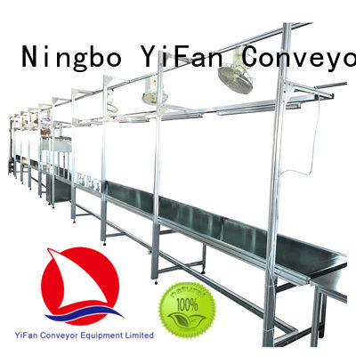 YiFan pvk industrial conveyor belt manufacturers awarded supplier for medicine industry