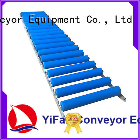YiFan 5 star services warehouse conveyor directly sale for industry