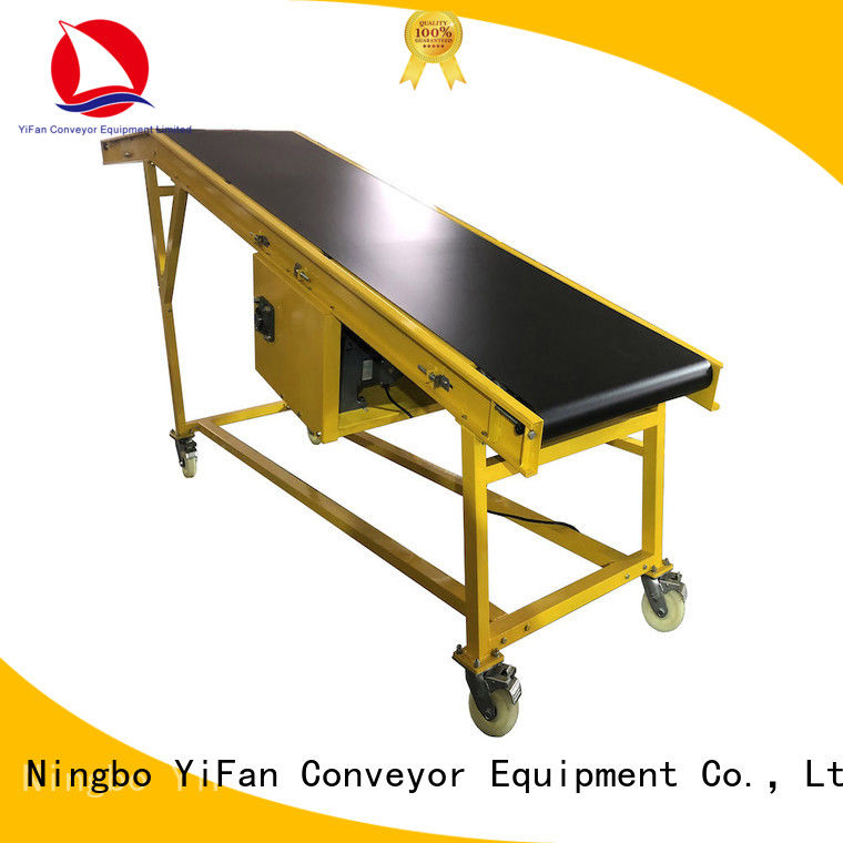 YiFan hot recommended truck loading conveyors manufacturer for warehouse