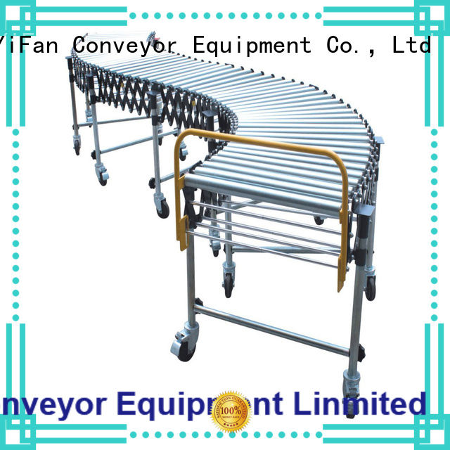 YiFan roller gravity roller conveyor for-sale for industry