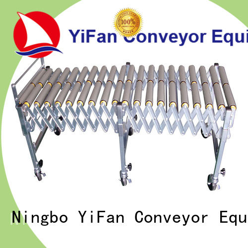 YiFan buy warehouse conveyor supplier for warehouse logistics