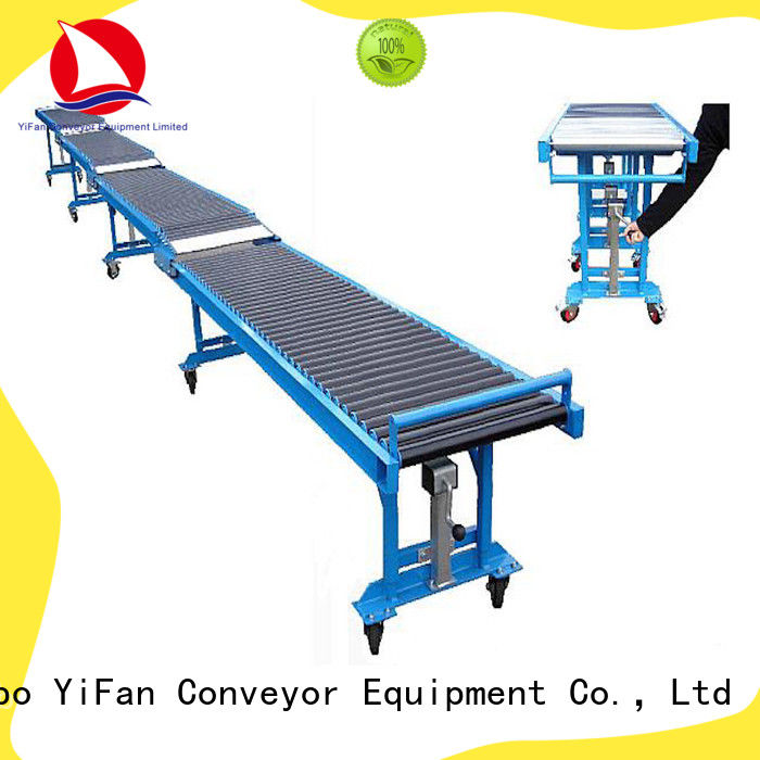 YiFan conveyor conveyor roller manufacturers great deal for grain transportation