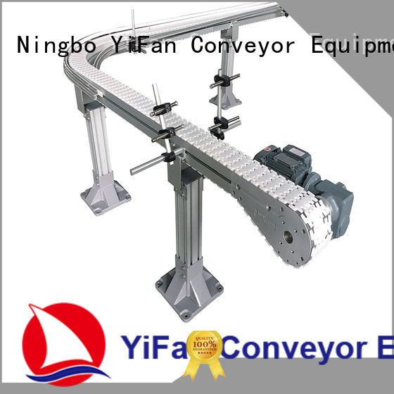 YiFan aluminum chain conveyors online for beverage industry