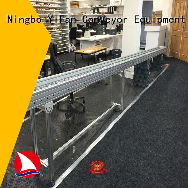 YiFan new design conveyor roller manufacturers manufacturer