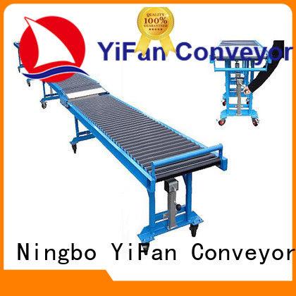 high performance gravity roller conveyor manufacturers vehicles export worldwide for workshop