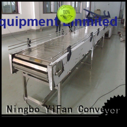factory supplier top chain conveyor flexible with favorable price for beer industry