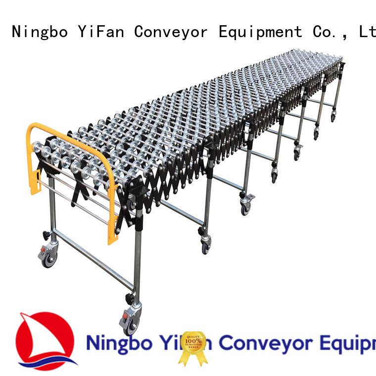 YiFan self skate conveyor systems top brand for factory