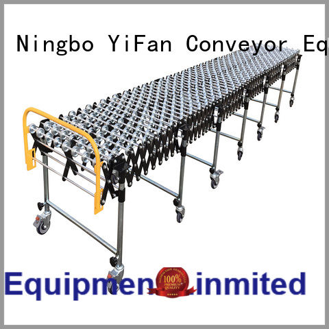 YiFan flexible skate conveyor systems online for airport