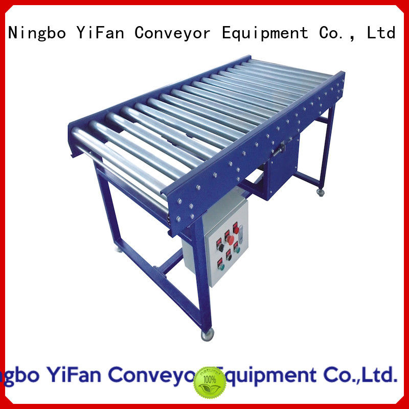 YiFan roller conveyor systems manufacturers source now