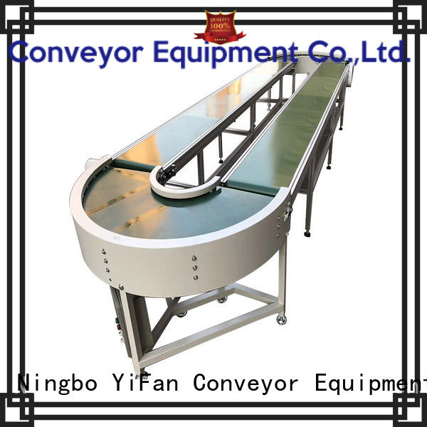 YiFan professional rubber conveyor belt manufacturers awarded supplier for medicine industry